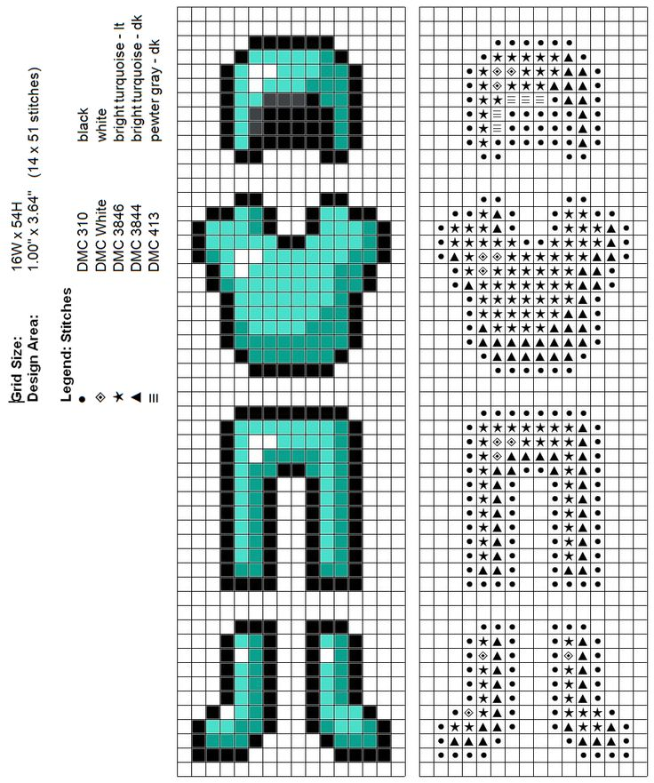 minecraft bookmark template - minecraft diamond armor could be best as a bookmark i