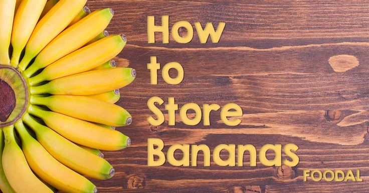 Not sure how to store your perfectly ripe bananas? Or maybe you're just tired of them going bad so quickly? Get the best advice on Foodal. Read more now.