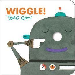 Taro Gomi's new excellent board books. This one is so fun for babies + toddlers!