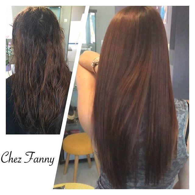 Ombre hair Illumine la chevelure et crée  un effet de relief ....!!! Le soin…