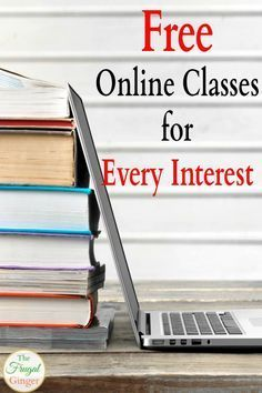 Learn a new skill or make a career change with these free online classes!