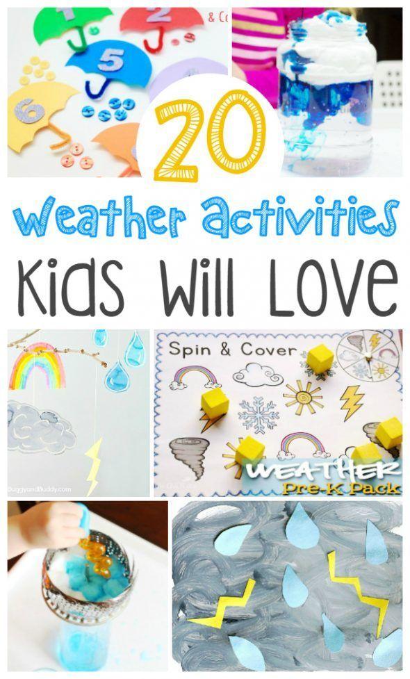 weather activities for preschoolers 20 weather activities will science 927