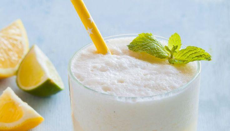 Limonada suíça: com leite condensado, limão siciliano, cremosa e mais receitas refrescantes