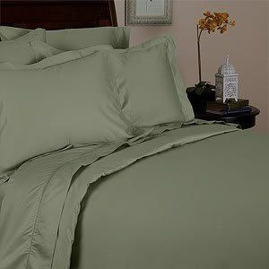 Bon 1200 Thread Count TWIN Size EXTRA LONG, Egyptian Quality 3pc Bed Sheet Set,  Deep