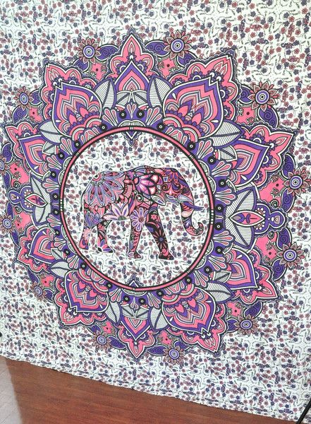 elephant wall tapestries