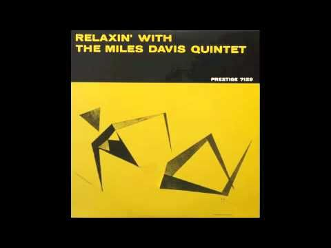 """If I Were A Bell""  by Miles Davis.  Performed by the Miles Davis Quintet.  Classic.  Makes me smile."