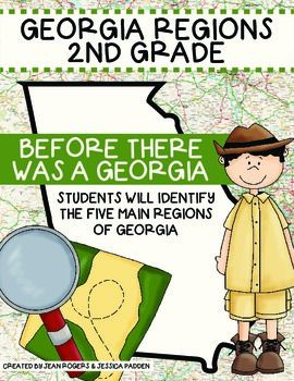 Students will use the puzzle pieces to identify the 5 regions of Georgia. The puzzle can be used as a study guide or as an assessment after the Georgia Unit has been taught.I