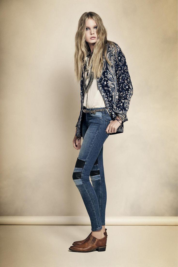 Visitá la nueva colección Invierno 16 en Rapsodia.com > Jean Queen Tamwo