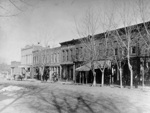 1888 Main Street between 4th and 5th Canon City, Colorado ...