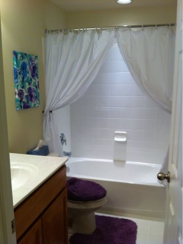 DIY Danielle: DIY Cheap, Quick, And Easy Bathroom Update