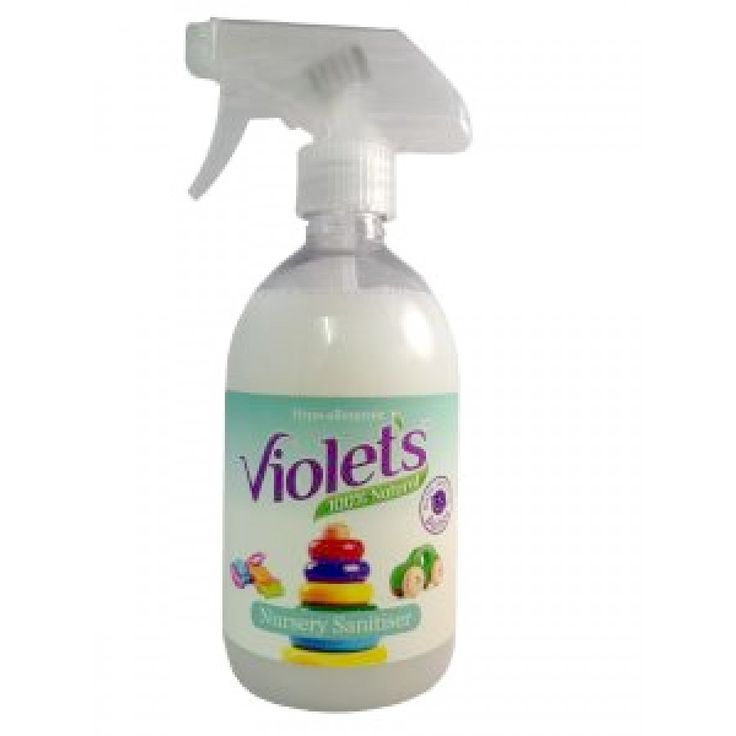 Natural & Eco friendly Nursery Cleaner