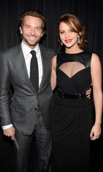 "Silver Linings Playbook wasn't just a box office success; it birthed a new acting super couple in Jennifer Lawrence and Bradley Cooper. ""We get on really well. Professionally it is like finding your co-star soulmate,"" Jennifer tells The Telegraph. The two went on to star in American Hustle together and will play man and wife in the upcoming movie Serena."