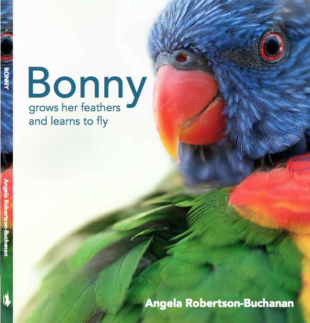 Book - Bonny Grows her Feathers and Learns to Fly