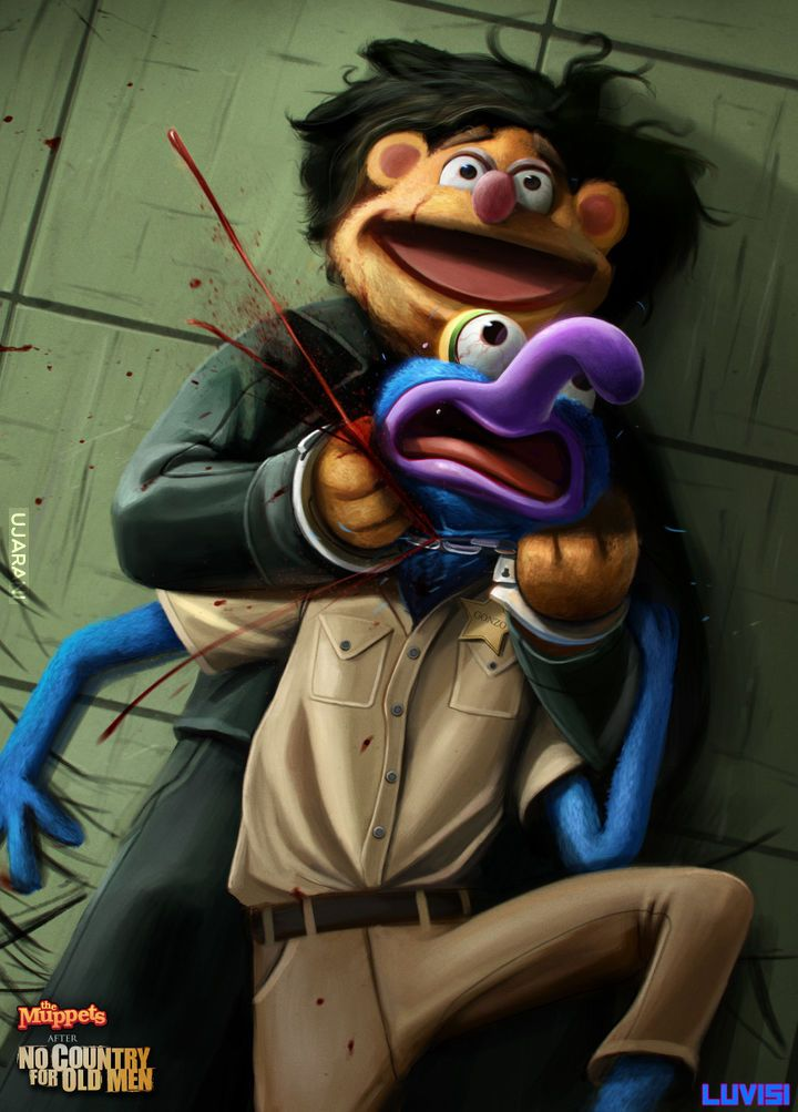 no country for old muppets