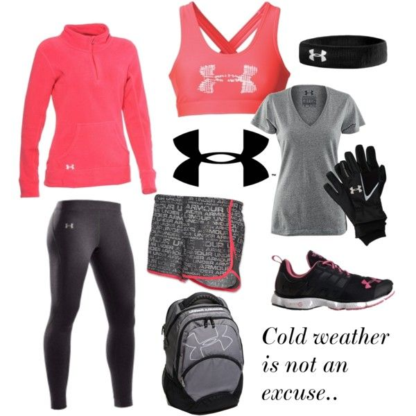 A fashion look from November 2011 featuring Under Armour tops, Under Armour leggings and Under Armour sports bras. Browse and shop related looks.