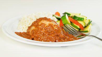Poulet Mole. Une recette qui saura surprendre les papilles de vos petits mangeurs!  #recette #enfant #sante #poulet