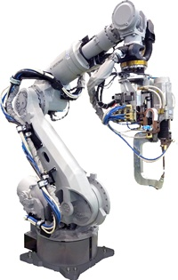 Motoman ES165D Robot