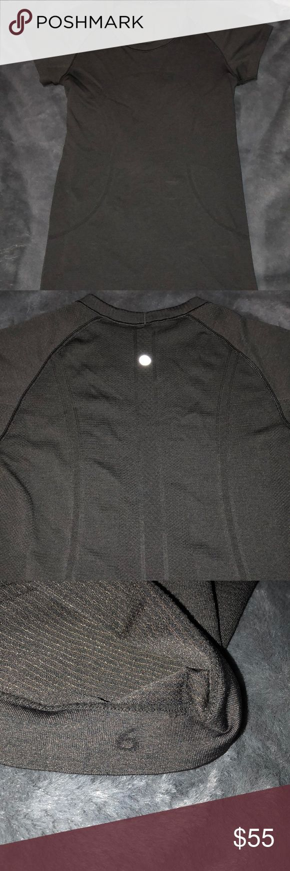 Lululemon Swiftly Tech Short Sleeve Crew In perfect condition, only worn twice. Very good for working out or just wearing casually! lululemon athletica Tops