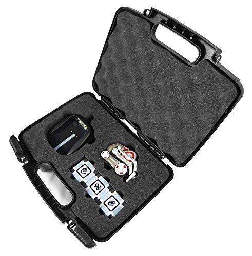 ROBOT Box Case Made To Carry And Travel With COZMO Robot Kids Electronic Remote Smart Robot Charger and Power Cubes Protect And Keep Your Cozmo Safely Organized http://ift.tt/2kQ96PA