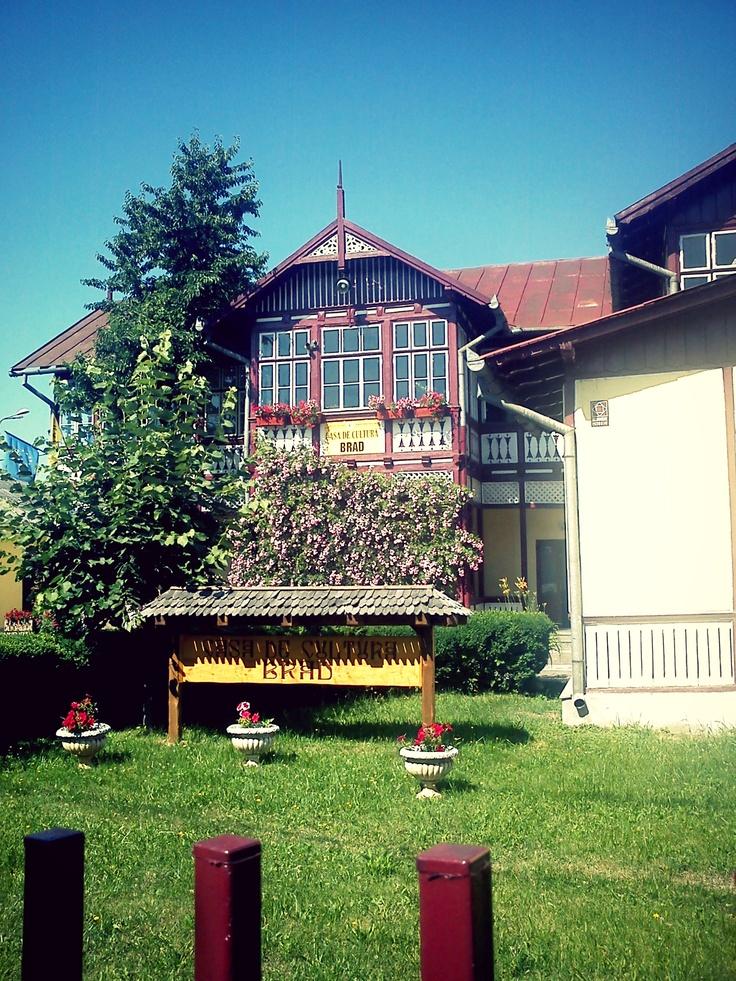Zarand Land-Brad, Hunedoara County, Romania