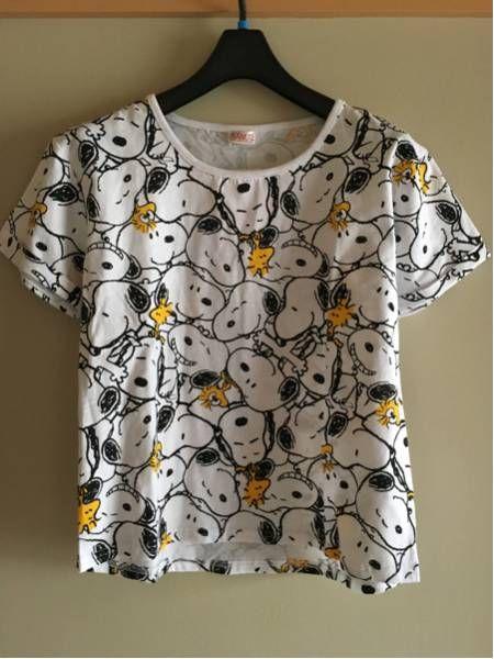 【新品未使用】しまむら スヌーピー Tシャツ ユニバ USJ 150 S M_画像1
