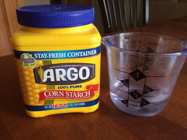 Kids Activity: Make Slime Using Cornstarch and Water