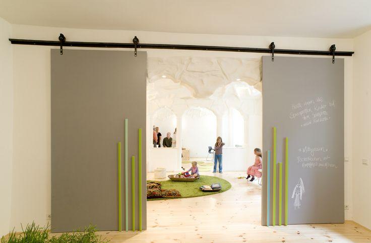 Kita spreesprotten nach dem umbau for Raumgestaltung tagesmutter