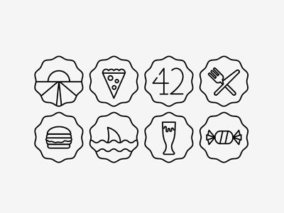 Providence Food Icons