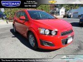Used 2015 Chevrolet Sonic LT Hatchback Hatchback for sale near you in Glens Falls, NY. Get more information and car pricing for this vehicle on Autotrader.