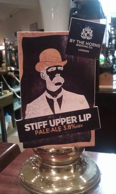 Stiff Upper Lip by wonker, via Flickr