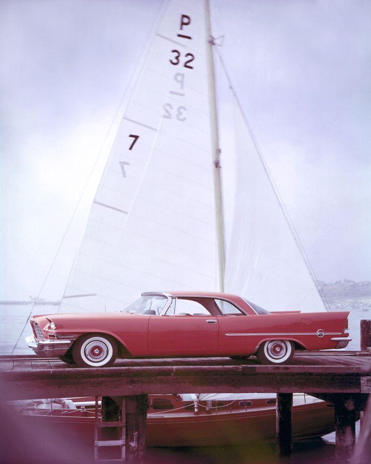 20 best the chrysler heritage images on pinterest vintage cars 1957 chrysler 300c hardtop fandeluxe Images
