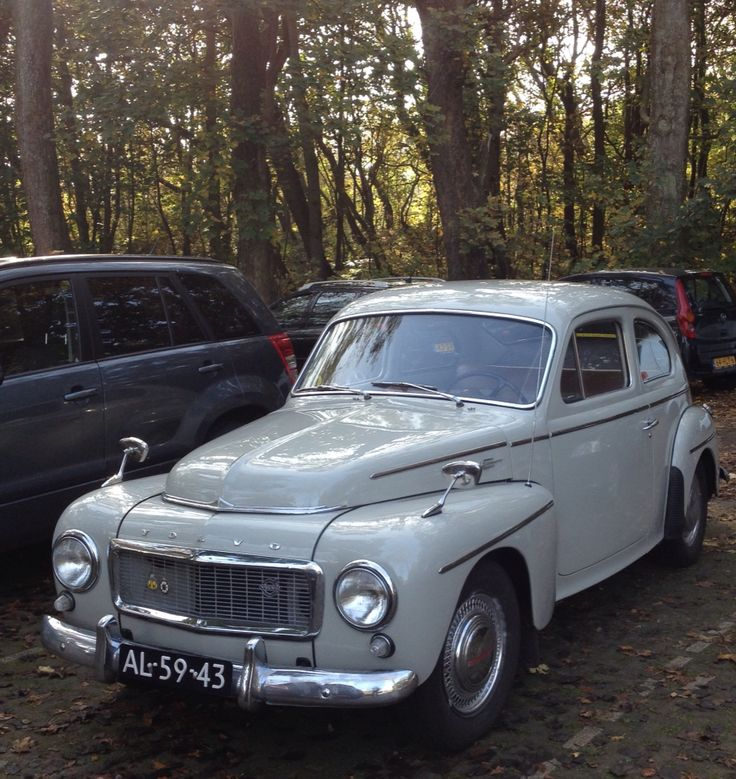 Volvo P544. Noord-Holland