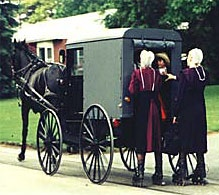 Amish Buggy Rides | Amish Country | Amish Town | Lancaster County, PA