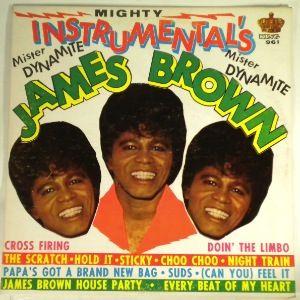 james brown instrumentals