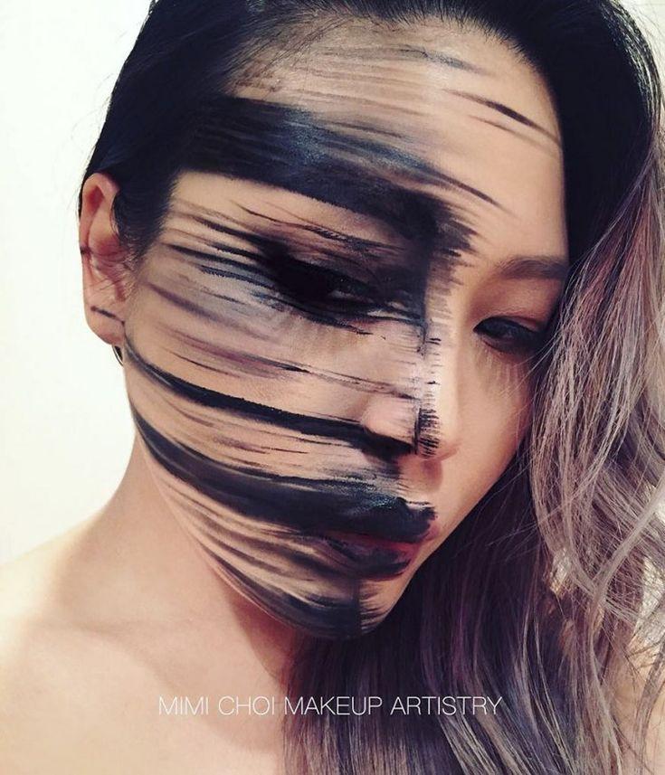 Une femme abandonne l'enseignement pour créer des illusions d'optique avec …