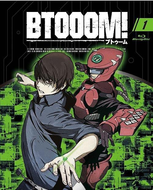 BTOOOM! Original Soundtrack