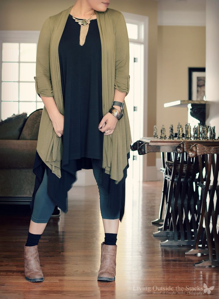 Ageless Style Linkup: The Utility Jacket {or Cardigan} – Living Outside the Stacks