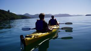Wilderness Guides Picton NewZealand