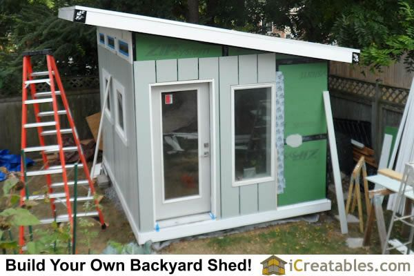 17 best ideas about cement board siding on pinterest for Modern shed siding