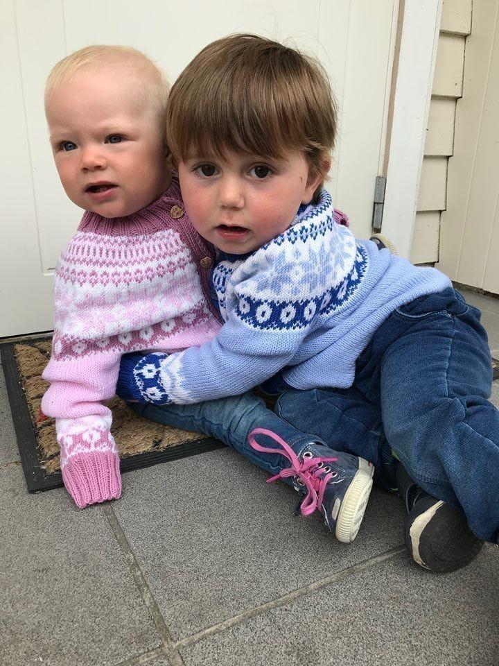 SUPERNOVA Genser og Lue | Strikkoteket