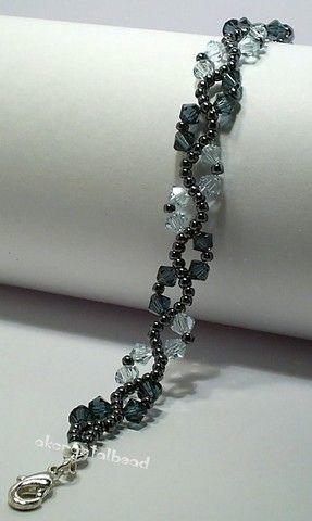 Montana & Light Azore Swarovski Crystal Bracelet#1   Flickr