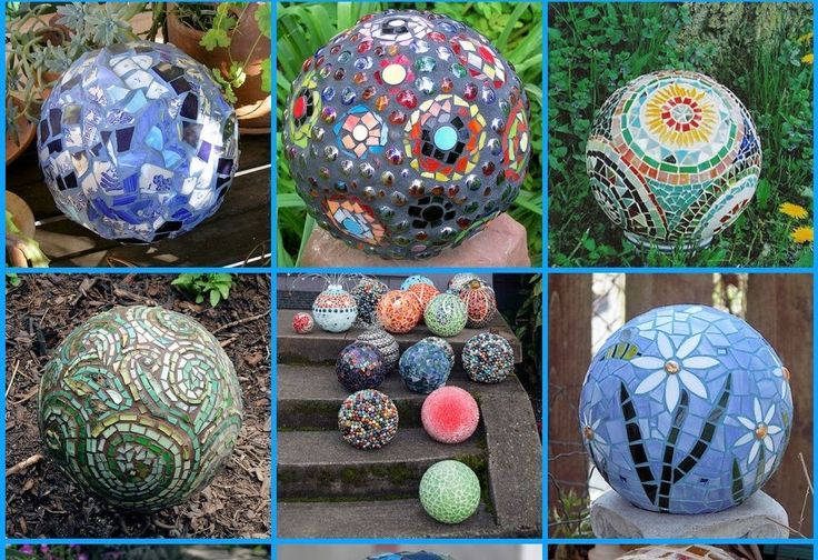 I am dreaming of future mosaic projects while my fingers are healing. Here are some pictures I found on Flickr that inspire me. The pictures...