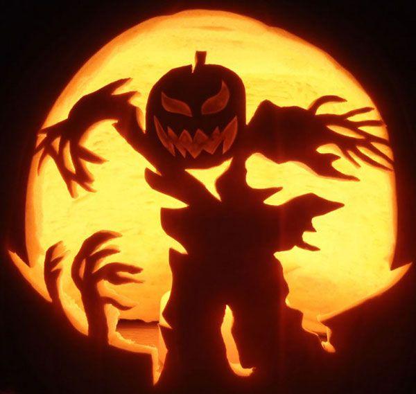 Halloween Pumpkin Carving Inspiration 30+ Best Cool, Creative & Scary Halloween Pumpkin Carving Ideas 2013