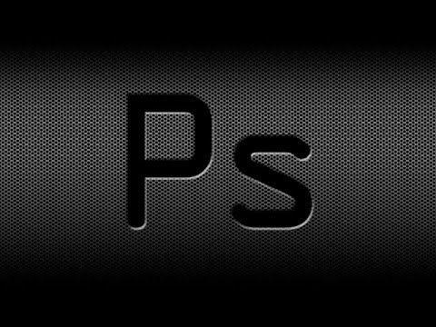 Photoshop 教學 -金屬網製作