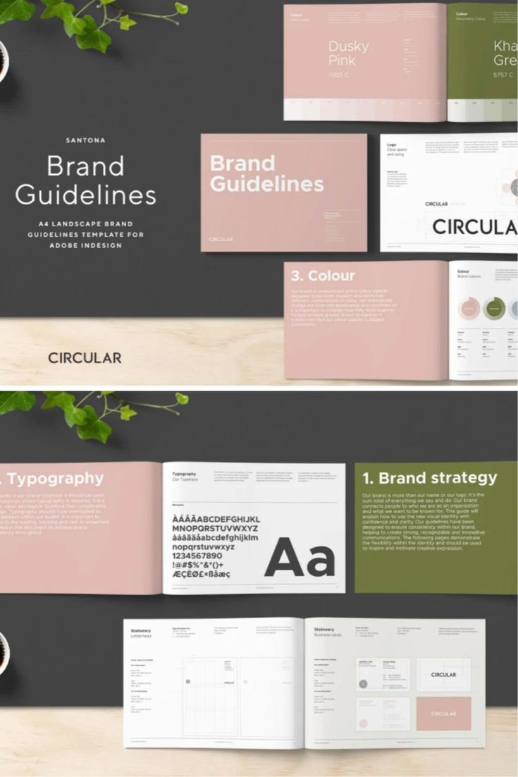 SANTONA / Brand Guidelines