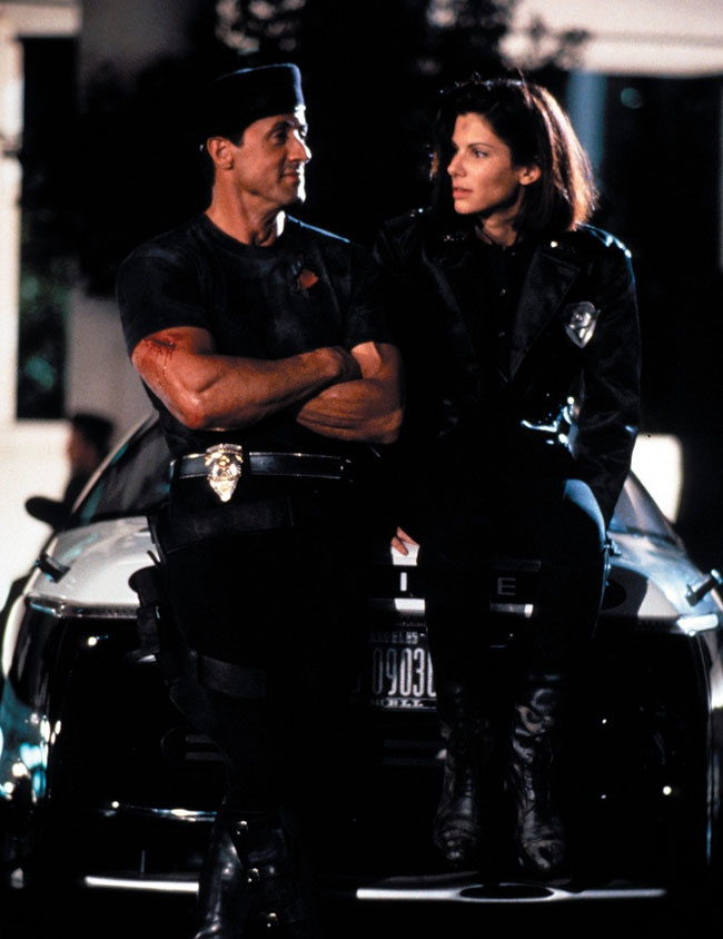 Demolition Man- another cheesy fab of mine!