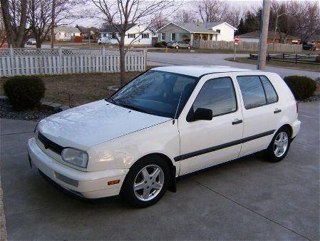 VW Golf III 1993