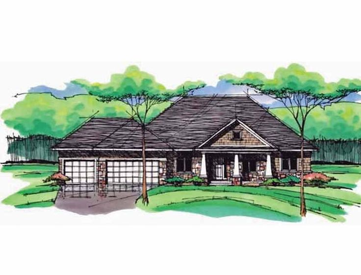7 best new home plans images on pinterest ranch home for Www home plans