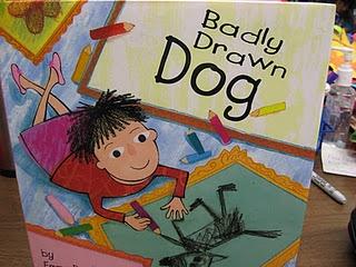 Badly Drawn Dog: Drawn Dog, Art Classroom, Art Lessons, Art Literature, Art Ideas, Art Books Lessons, Classroom Projects