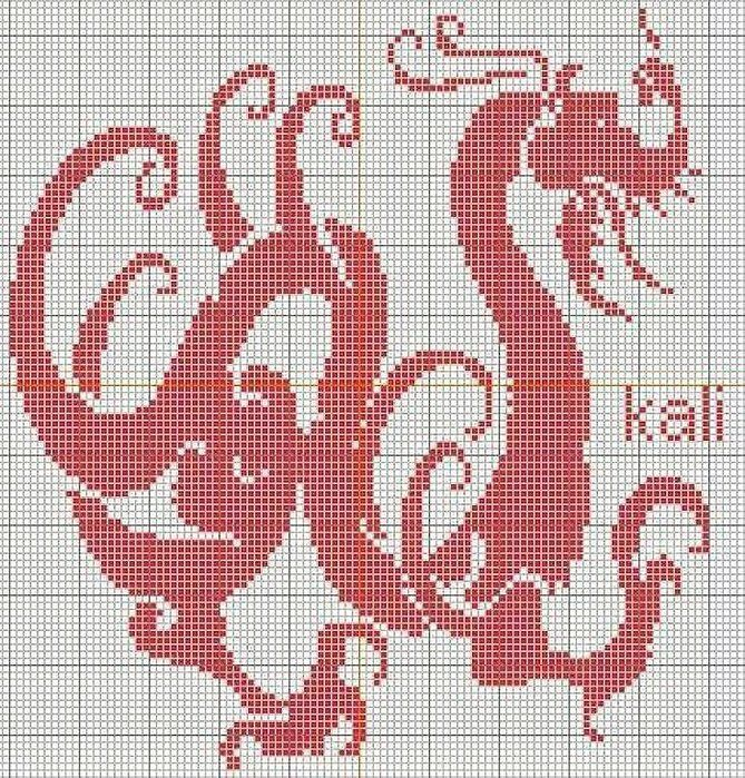 Knitting Stitch Embroidery Patterns : 42 best images about Chain Maille - inlay patchwork ideas on Pinterest ...